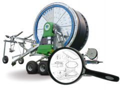 View everything within Spare parts hose reels